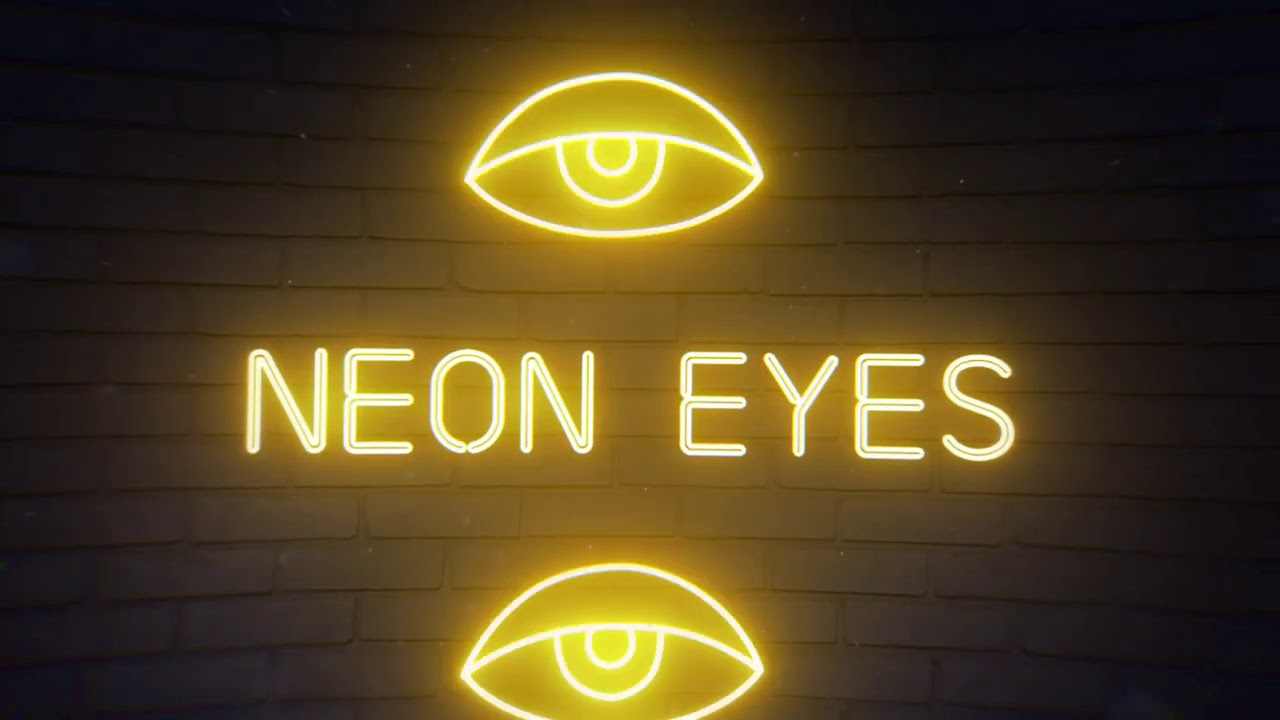 "Morgan Wallen - ""Neon Eyes"" (Official Lyric Video"
