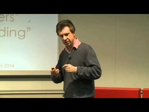 How to make world peace? Troy Davis at TEDxStrasbourgUniversité