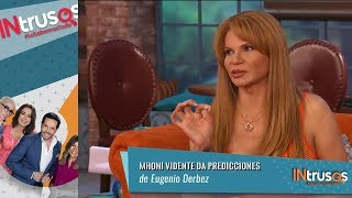¡Mhoni Vidente revela que advirtió a Jenni Rivera antes de su accidente! | Parte 3 | Intrusos