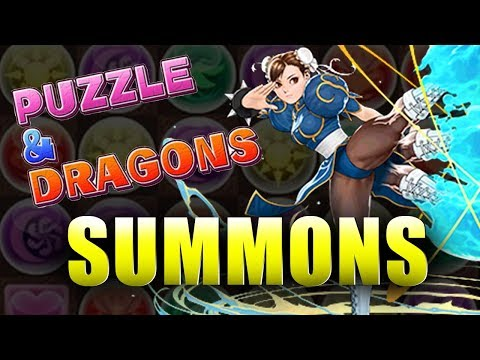 Puzzle and Dragons: Street Fighter Collab SUMMONS! thumbnail