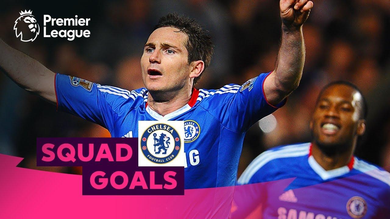 Download Crazy Chelsea Goals | Lampard, Hazard, Drogba | Squad Goals