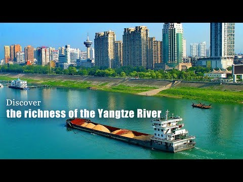 Live: Discover the richness of the Yangtze River长江高峡出平湖,荆宜古城焕新颜