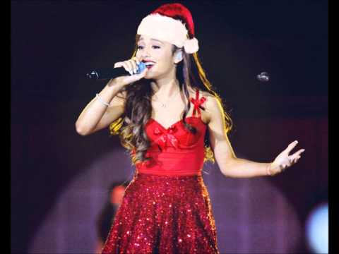 Ariana Grande - All I want For Christmas Is You - YouTube
