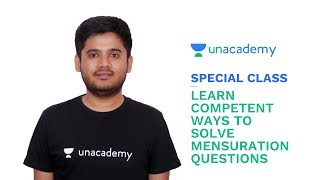 Special Class - UPSC CDS - Learn competent ways to solve Mensuration Questions - Abhishek Pandey