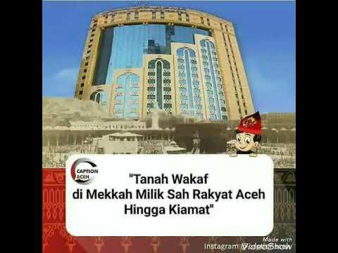 HOTEL ACEH DI TANAH SUCI