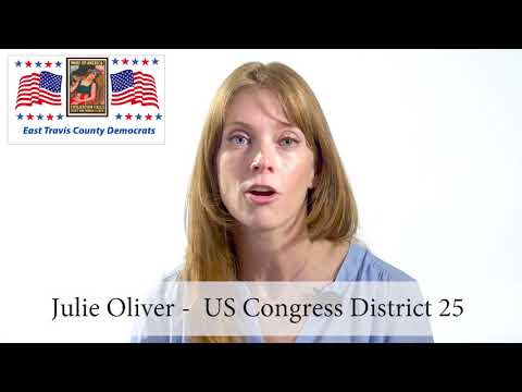 Julie Oliver Candidate for Texas House District 25