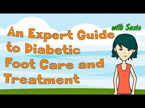 An Expert Guide to Diabetic Foot Care and Treatment
