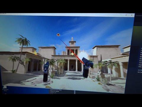 Radeon RX 480: Serious Sam VR auf HTC Vive im Video