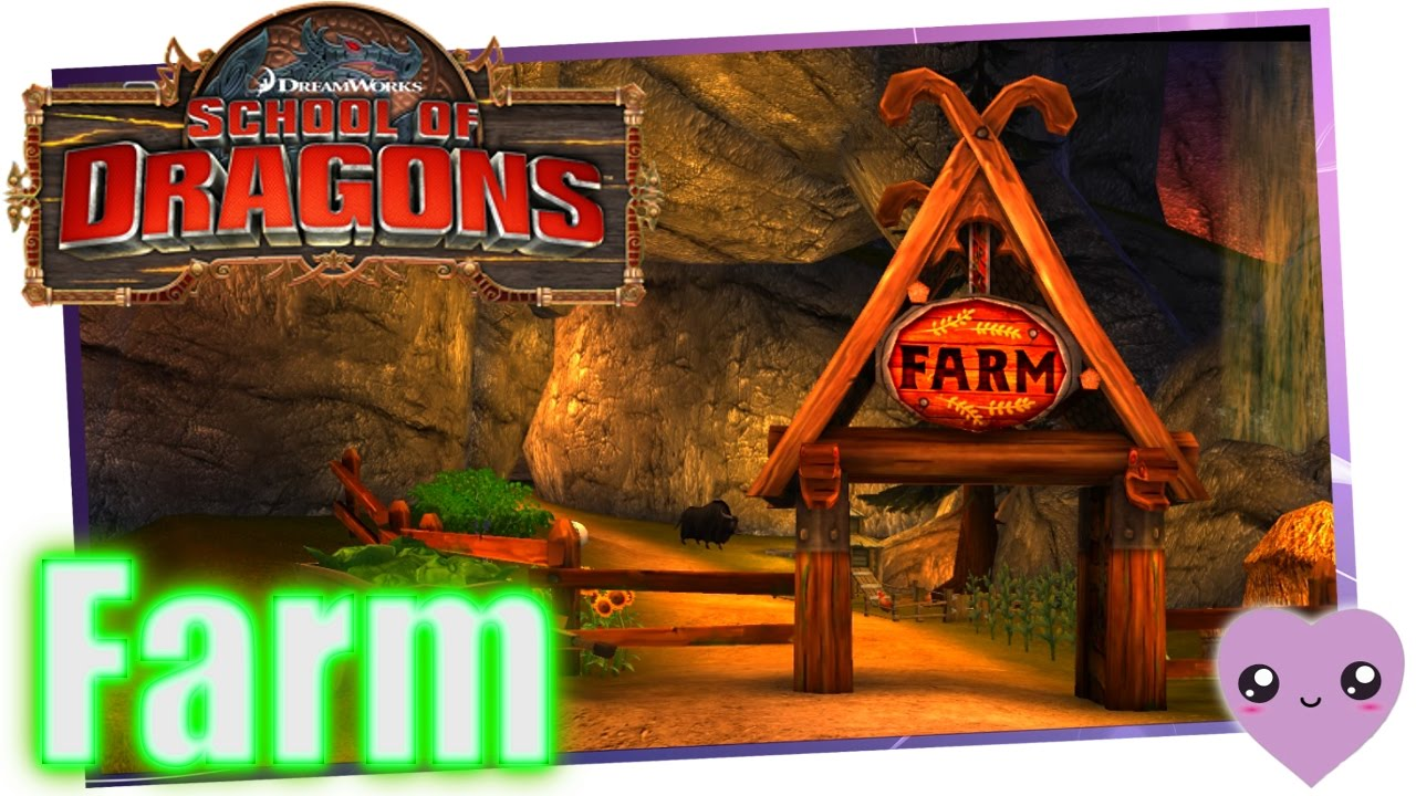 Meine eigene Farm ♥ School of Dragons »04« ♥ [Let\'s Play][Deutsch ...