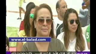 بالفيديو.. محافظ البحر الأحمر: برنامج 'نينجا وارير' بالعربى رسالة بأن مصر بلد الأمن والأمان