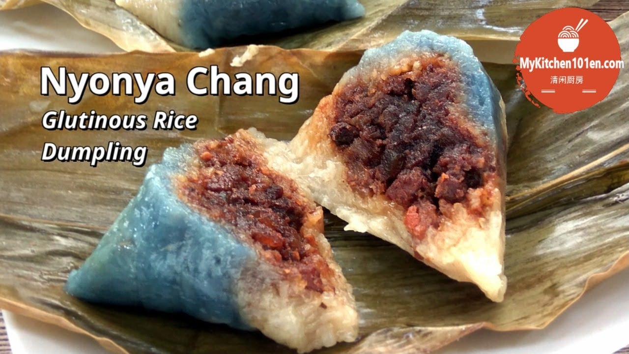 Nyonya Chang Nyonya Glutinous Rice Dumplings
