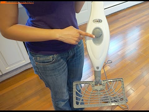Shark Steam Pocket Mop Review Youtube