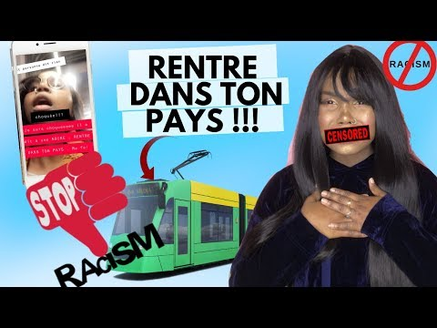 TRAITÉ DE SALE NOIRE DANS LE TRAM💔 PERSONNE NE RÉAGIT 🤦🏽♀️( RACISME, HUMILIATION ..) | STORYTIME