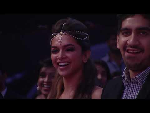 Bharti as Thangabali With Shah Rukh Khan | Hilarious Moments | Zee Cine Awards 2014