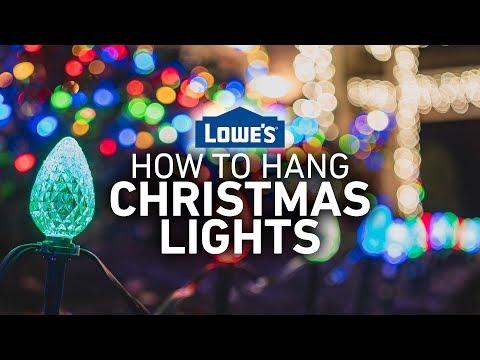Maz - Tis' The Season! Here's How To Hang Christmas Lights