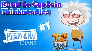 "Poptropica: Road to ""Captain Thinknoodles"" - Mystery Of The Map #1"