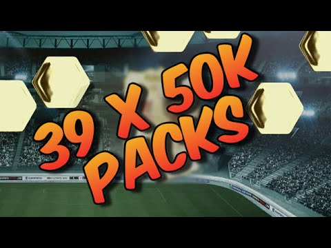 39 X 50,000 COIN PACKS | FIFA 14