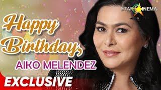 Happy birthday, Aiko Melendez!