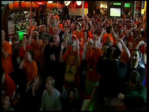 Casa España's Fifa World Cup Spanish Party Live on TV3 News, Auckland, New Zealand