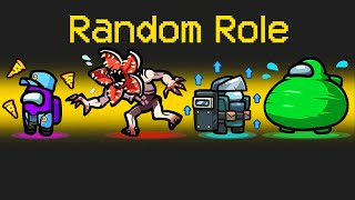 RANDOM ROLE *2* in Among Us