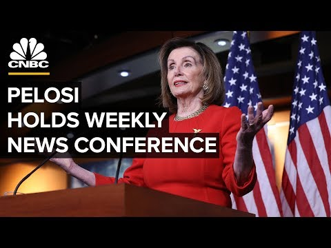 Usa News Live >> Watch Nancy Pelosi Speaks Amid Questions Over Articles Of