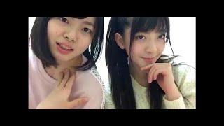 SKE48 NMB48 NGT48乃木坂46 欅坂46. Showroom 2017-1-7. SHOWROOM 菅原...