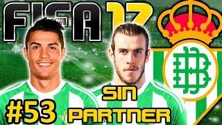 FIFA 17 Real Betis Modo Carrera #53 | CRISTIANO RONALDO FICHADO | SIN PARTNER