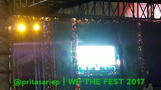FANCAM 170812 GNASH - I HATE U, I LOVE U WE THE FEST 2017