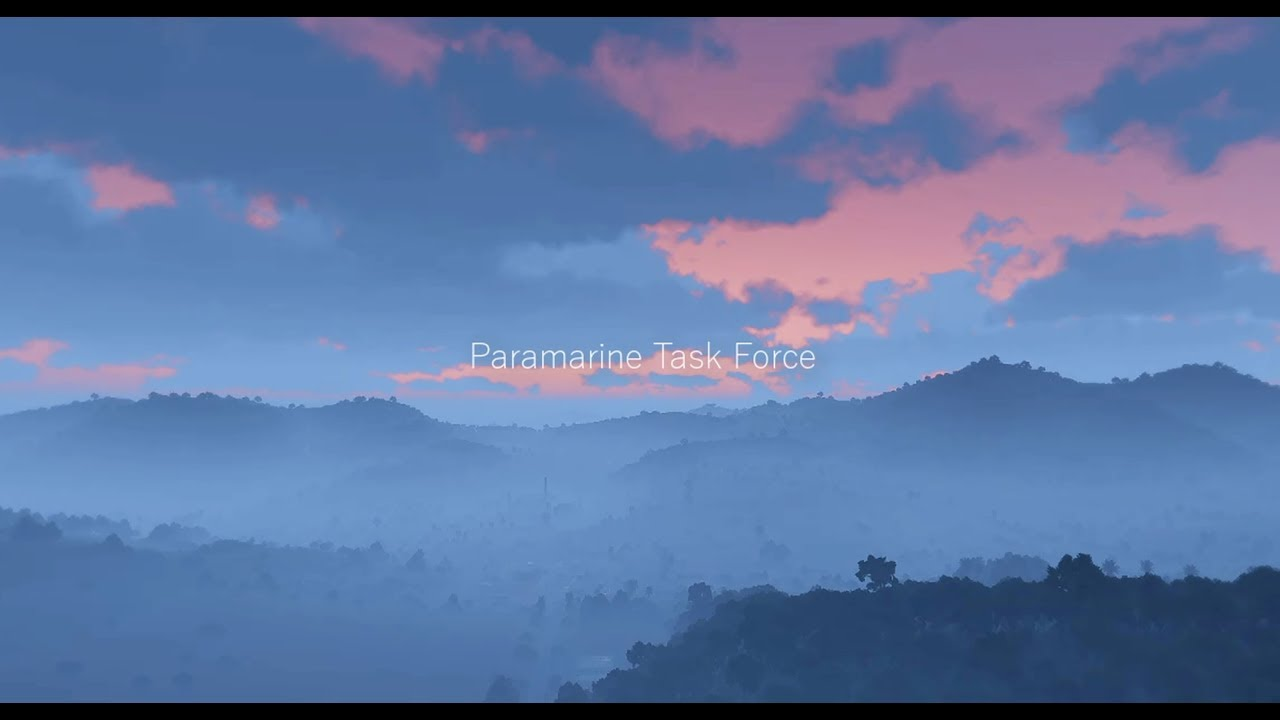 Blood On My Name - Paramarine Task Force