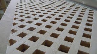 видео Декоративные вентиляционные решетки: виды, выбор