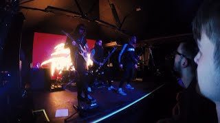 Bury Tomorrow - Royal Blood (Live at Fibbers, York) 4k