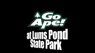 Go Ape at Lums Pond State Park