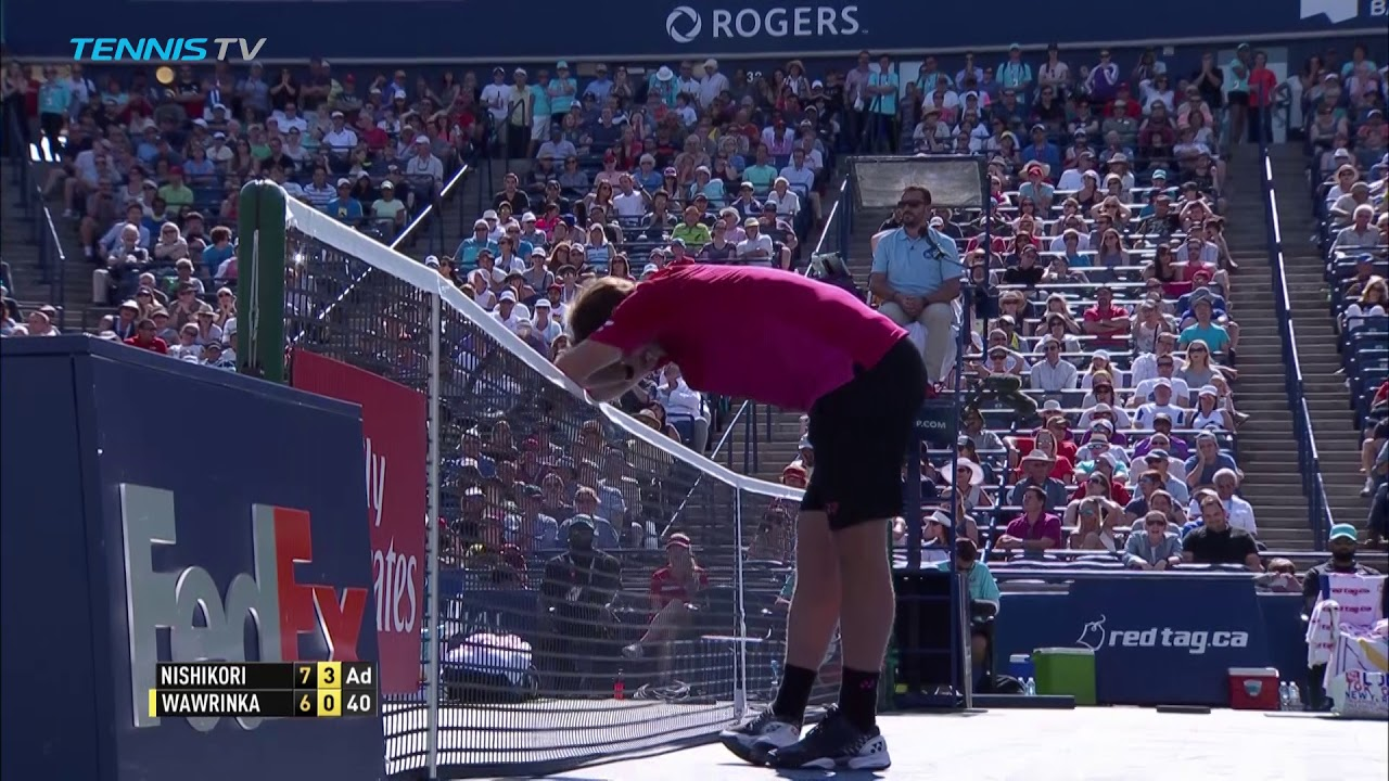 Worst Funny Misses and Fails by ATP Tennis Stars!