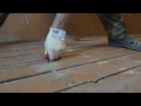 0 - Як усунути скрип дерев'яної підлоги в квартирі?