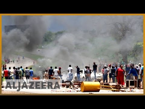🇿🇼 Zimbabwe Fuel Hike Sparks National Shutdown | Al Jazeera English