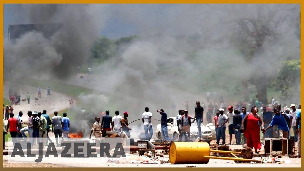 🇿🇼 Zimbabwe fuel hike sparks national shutdown   Al Jazeera English