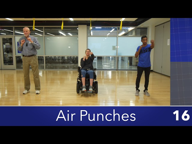 Modified Air Punches