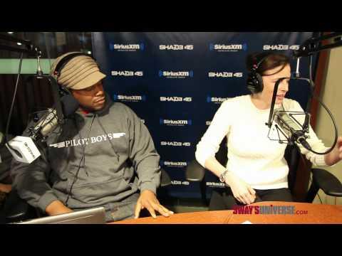 "Rachel Nichols Talks Breast-Body-Double from ""Conan the Barbarian"" on #SwayInTheMorning"