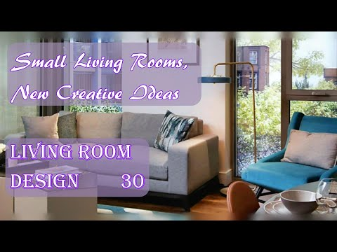 Best Small Living Rooms, New Creative Ideas   Living Room Design #30
