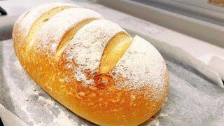 Домашний хлеб Лучше магазинного Быстрый и такой домашний рецепт хлеб рецептхлеба