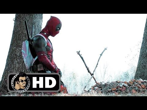 Thumbnail: What if LOGAN had a POST-CREDIT SCENE? Featuring DEADPOOL (*Spoilers*) Fan-Made