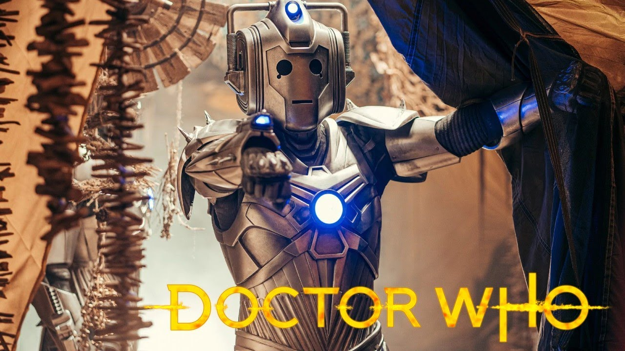 Doctor Who The Timeless Children Finale S12E10 Review!