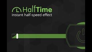 Cableguys HalfTime – Instant Creative Half-Speed Slowdown VST/AU Effect