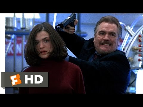 Chain Reaction (2/3) Movie CLIP - It's Over (1996) HD