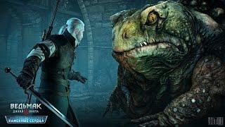 Прохождение The Witcher 3: Wild Hunt DLC Каменные Сердца - Часть 9