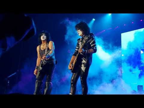Kiss  Lick It Up @ Wizink Centre Madrid  08072018