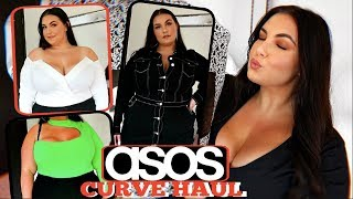 Asos CURVE Plus Size TRY ON HAUL | UK