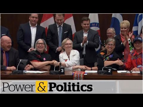 Self-government Agreements With Métis Nation In Alberta, Ontario And Saskatchewan | Power & Politics