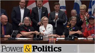 Self-government agreements with Métis Nation in Alberta, Ontario and Saskatchewan | Power & Politics
