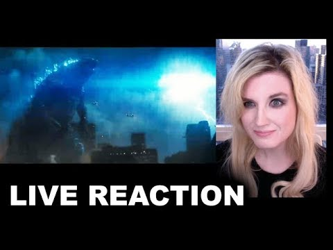 Godzilla King of Monsters Trailer 2 REACTION